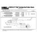 """TC72054 Mil Mi-8/17 """"Hip"""" Fuselage Fuel Tanks + Doors 1/72"""
