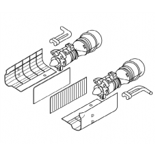 TC 72007 Kamov Ka50/52 Engine Detail Set 1/72