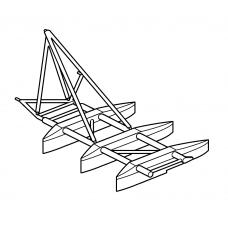 "TC72095 Mil Mi-8/17 ""Hip"" Framework Construction of Weapoms Racks"