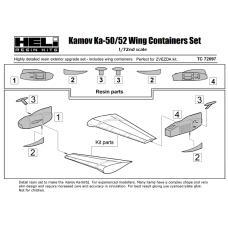TC72097  Kamov Ka-50 52 Wing Containers