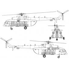 TC72105 Mil Mi-171 Conversion Detail Set